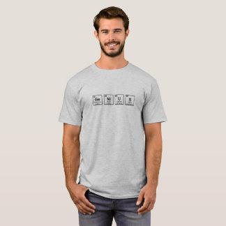 Periodischer Genie-T - Shirt