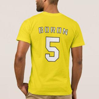 Periodisches Team-Shirt: Bor T-Shirt