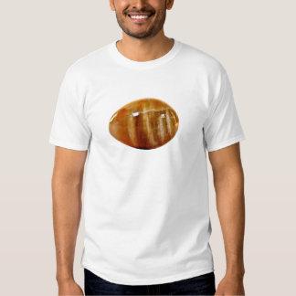 Peripherys 6 stumpfes orange Weiß T Shirts