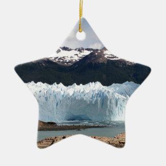Perito Moreno Gletscher, Argentinien Keramik Ornament