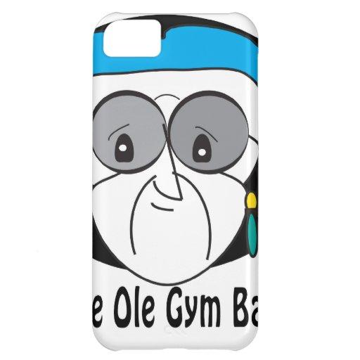 Perle, die alte Turnhallen-Tasche iPhone 5C Cover