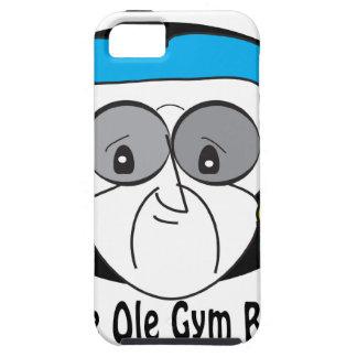 Perle die alte Turnhallen-Tasche iPhone 5 Case