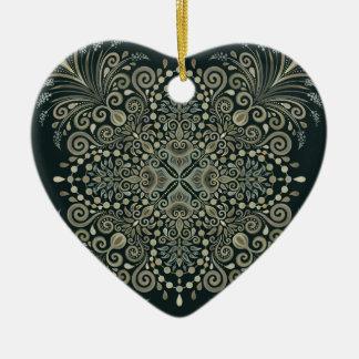 Perle Jewels Mandala Keramik Ornament