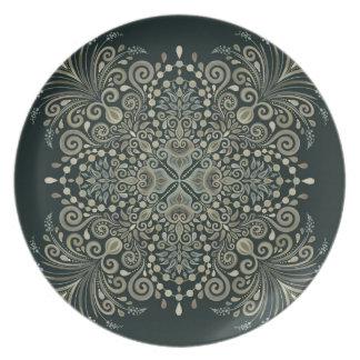 Perle Jewels Mandala Teller