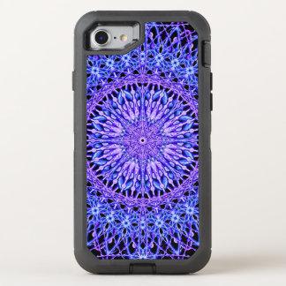 Perlen der hellen Mandala OtterBox Defender iPhone 8/7 Hülle