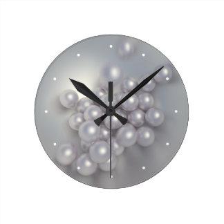 Perlen Uhr