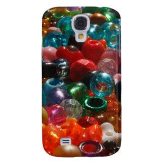 Perlen und Perlen Galaxy S4 Hülle