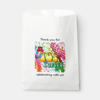 Perlen-Vorhang Geschenktütchen
