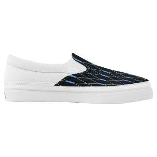 Perlen-Webart Slip-On Sneaker