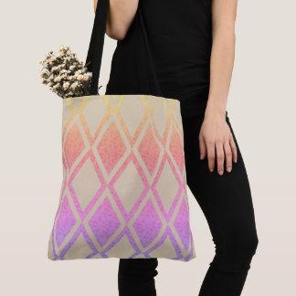 Perlig-Blumen--Diamant-TASCHEN Tasche