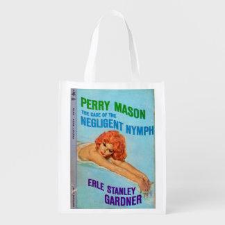Perry-Maurer-Fall vom nachlässigen Wiederverwendbare Einkaufstasche
