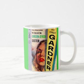 Perry-Maurer-Fall von der Grün-Mit Augen Schwester Kaffeetasse