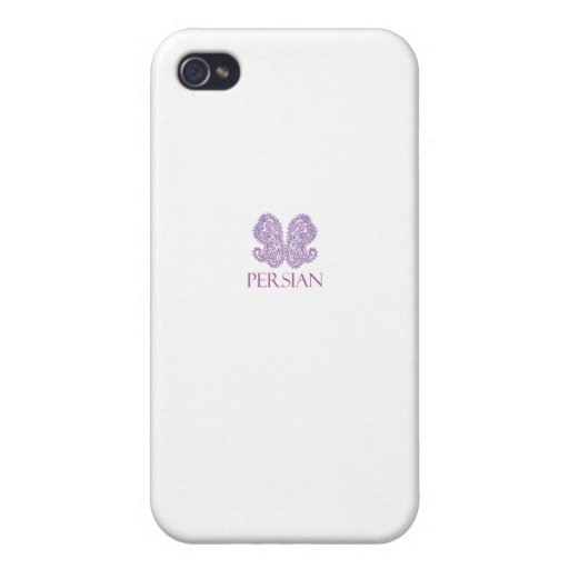 Perser Paisley iPhone 4/4S Hüllen