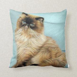 Perserkater - Persian Cat Kissen