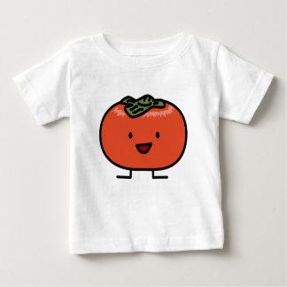 Persimone mit einem süßen Lächeln Baby T-shirt