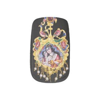 Persische Juwel-Nagel-Kunst Minx Nagelkunst