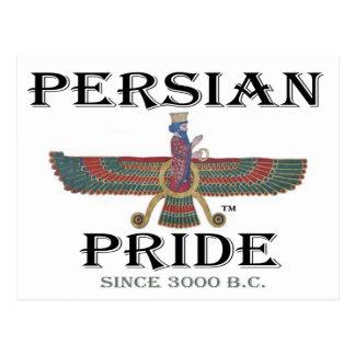 Persischer Stolz Postkarte