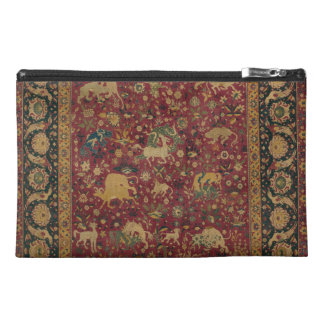 Persischer Tierteppich-Organisator Reisekulturtasche