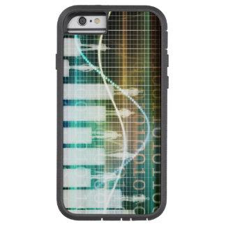 Personal-Leistungsbewertung mit den Leuten stehend Tough Xtreme iPhone 6 Hülle