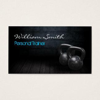 Personal Trainer Business card Visitenkarten