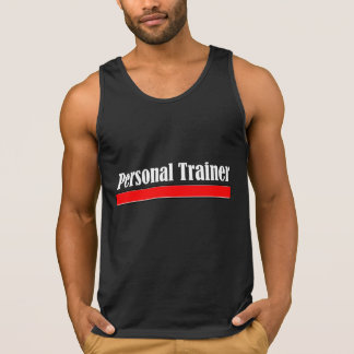 PERSONAL TRAINER TANK TOP