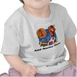 Personalisiert aller Stern-1. Geburtstags-T - Shir