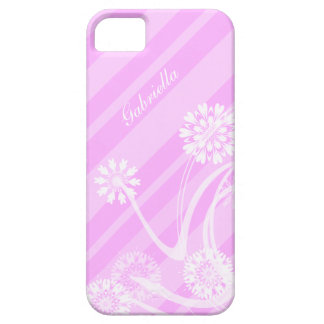 Personalisiert: Frühlings-Glück Etui Fürs iPhone 5