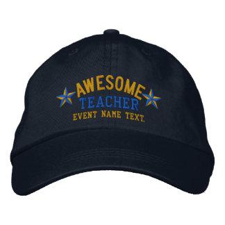 Personalisiert Ihre fantastische Bestickte Kappe