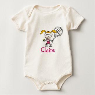 Personalisierte Babyausstattung mit Baby Strampelanzug