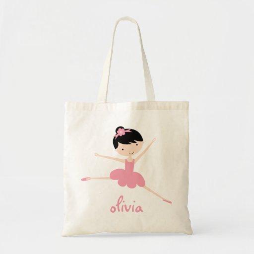 Personalisierte Ballerina-Tasche