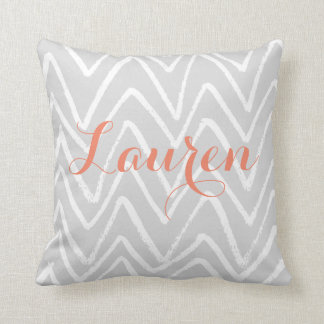 Personalisierte Beschriftung - Chevre Grafiken Kissen