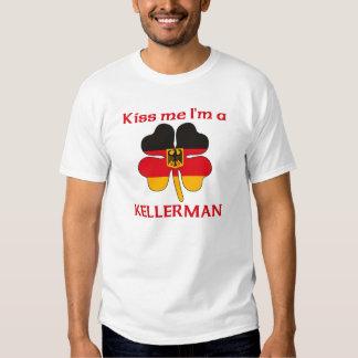 Personalisierte deutsche küssen mich, den ich shirt