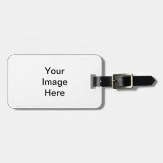 Personalisierte Einzelteile Kofferanhänger