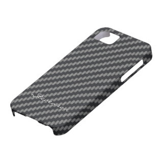 Personalisierte Faser iPhone 5 Case