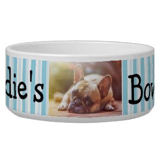 Personalisierte Foto-Hundeschüssel Napf