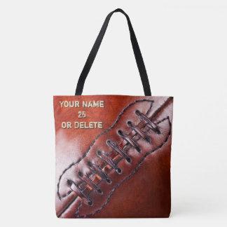 Personalisierte Fußball-Taschen-Taschen Tasche