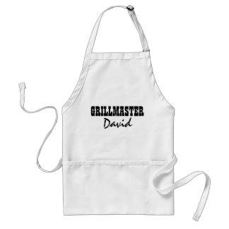 Personalisierte grillmaster Name GRILLEN-Schürzen Schürze