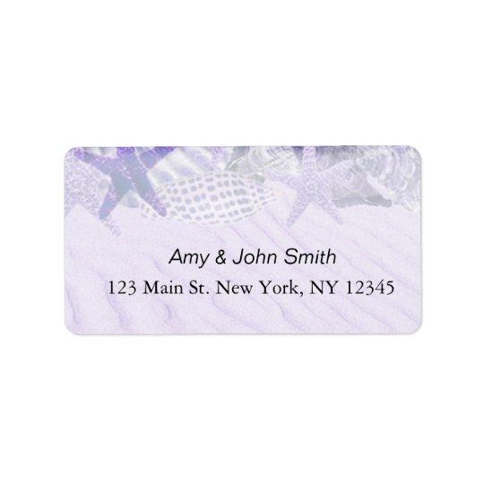 Personalisierte HochzeitsAdressen-Etiketten Adressaufkleber