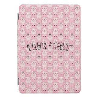 Personalisierte I Auflage-Abdeckung der iPad Pro Cover