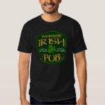 Personalisierte irischen Pub-St Patrick Shirt