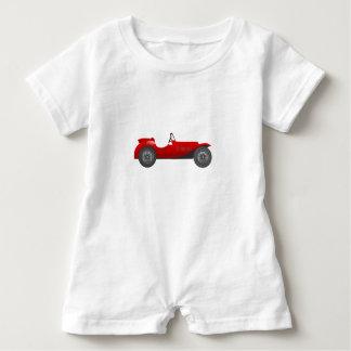 Personalisierte klassische Auto-Geschenke Baby Strampler