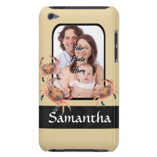 Personalisierte Krabbe iPod Touch Cover