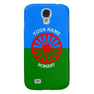 Personalisierte offizielle Romany-Sinti und Galaxy S4 Hülle