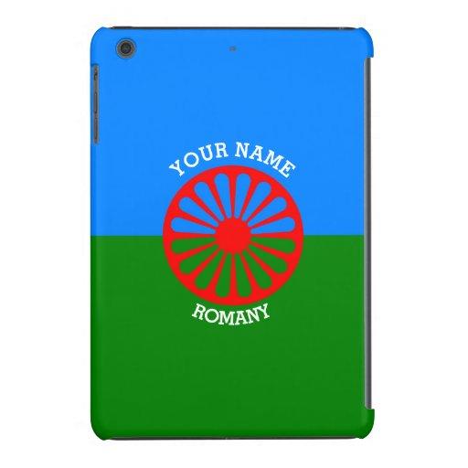 Personalisierte offizielle Romany-Sinti und iPad Mini Hülle