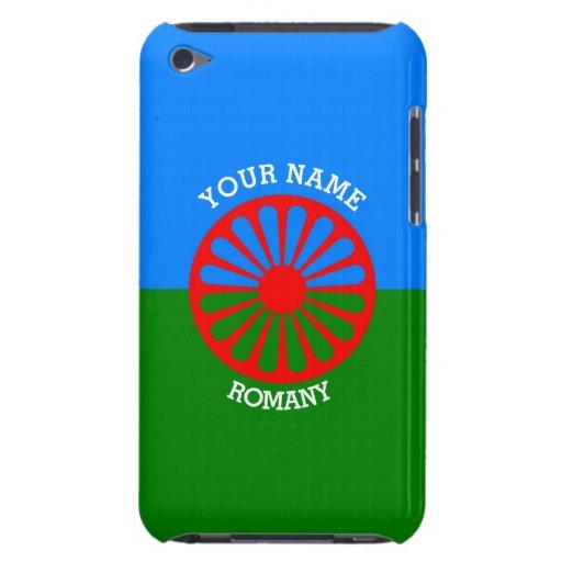 Personalisierte offizielle Romany-Sinti und Case-Mate iPod Touch Hülle