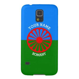 Personalisierte offizielle Romany-Sinti und Samsung Galaxy S5 Hüllen