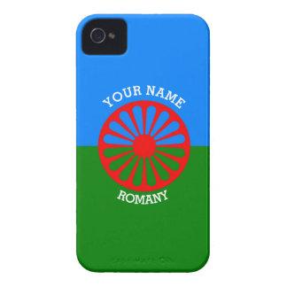 Personalisierte offizielle Romany-Sinti und Case-Mate iPhone 4 Hüllen