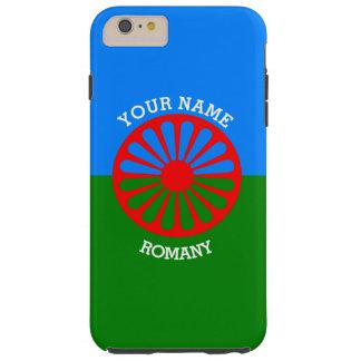 Personalisierte offizielle Romany-Sinti und Tough iPhone 6 Plus Hülle