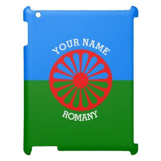 Personalisierte offizielle Romany-Sinti und iPad Schale