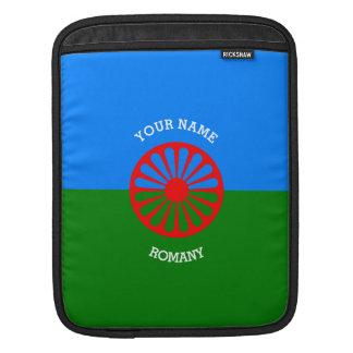 Personalisierte offizielle Romany-Sinti und Sleeves Für iPads